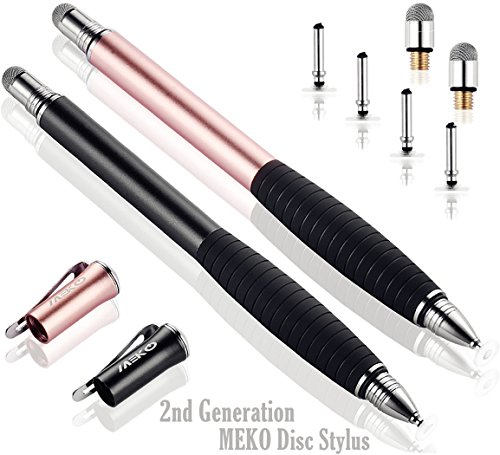 Precision Fine Thin Point Capacitive Touch Screen Stylus Pen For iPad iPhone New