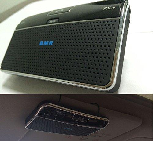 Jabra Bluetooth Car Speaker: Avantree AUTO POWER ON Hands Free Bluetooth Visor Car Kit