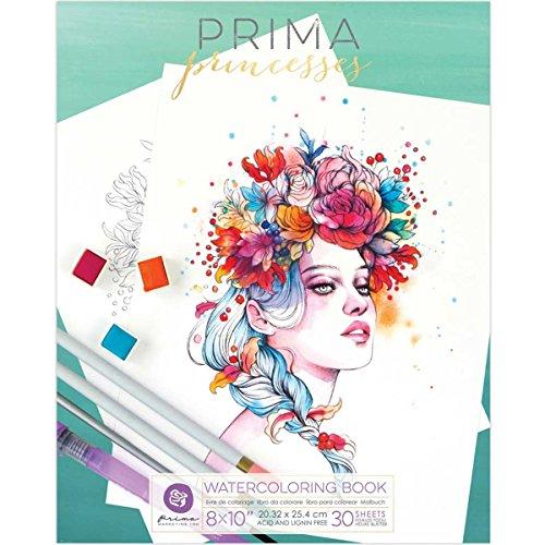 Prima Marketing 655350589783 Coloring Book Vol. 4 – RekCello